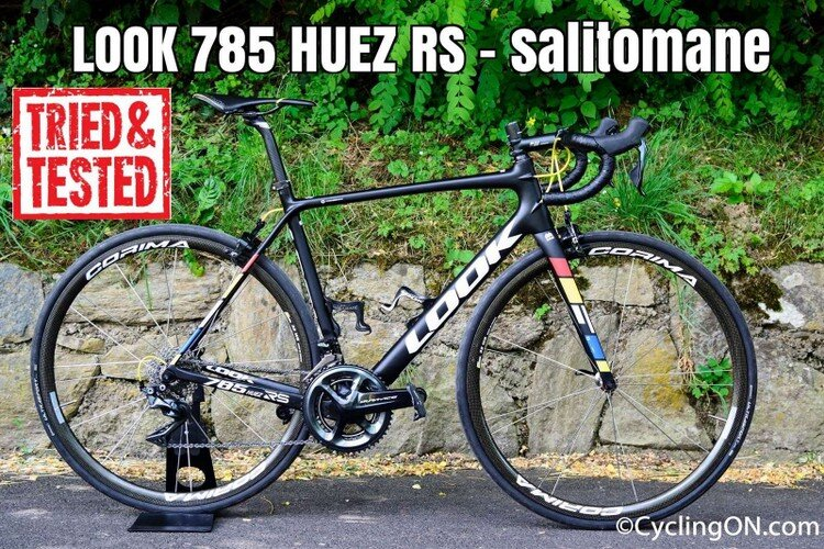 LOOK 785 Huez RS
