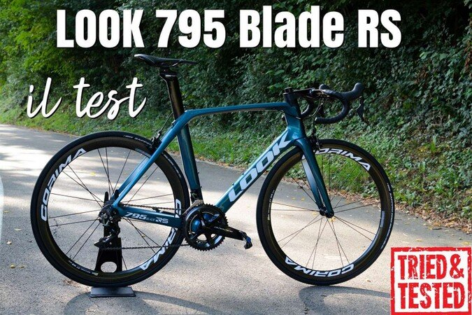 LOOK 795 Blade RS