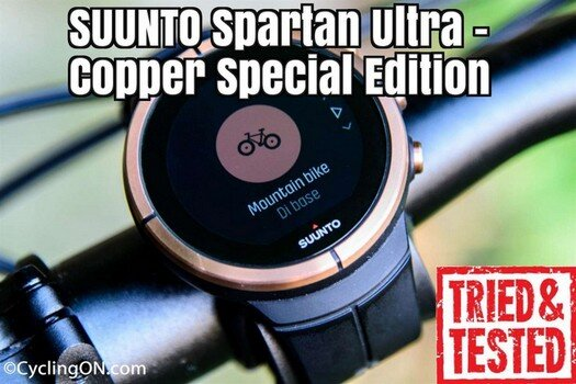 SUUNTO Spartan Ultra – Copper Special Edition