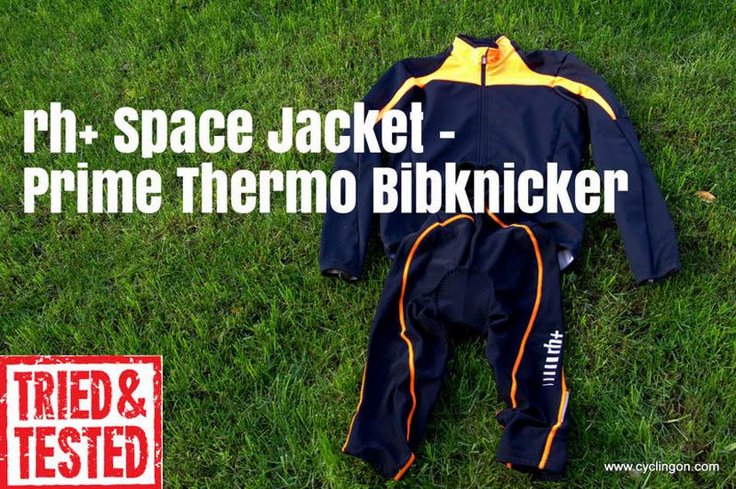 rh+ Space Jacket e Prime Thermo Bibknicker