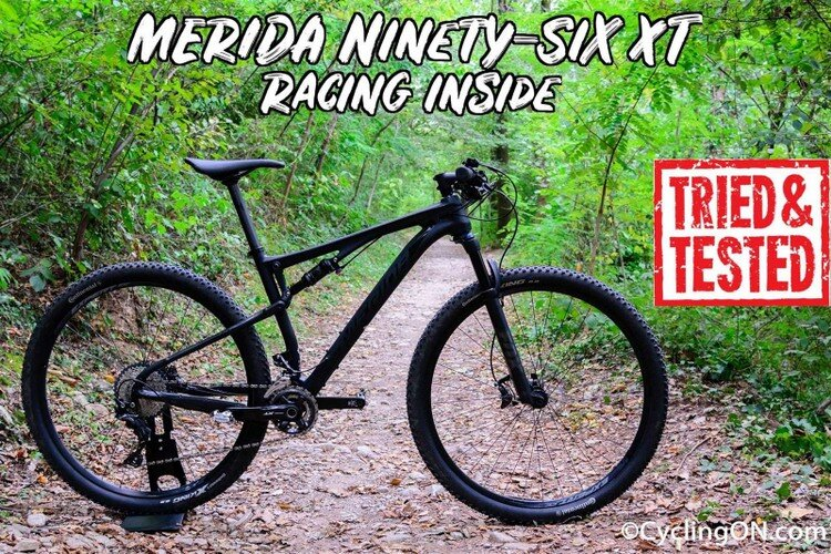 MERIDA Ninety-Six XT