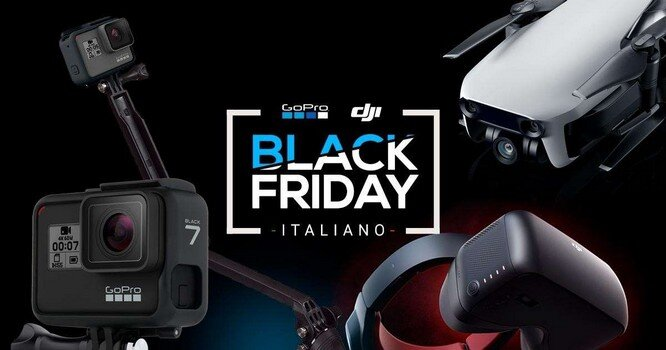 GoPro Black Friday 2018