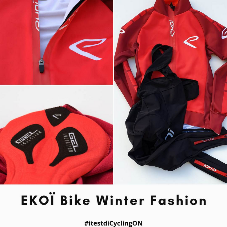 Ekoï - Bike Winter Fashion