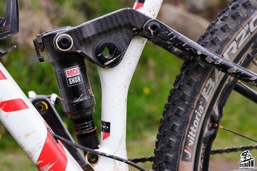 Rock Shox Deluxe RL Remote