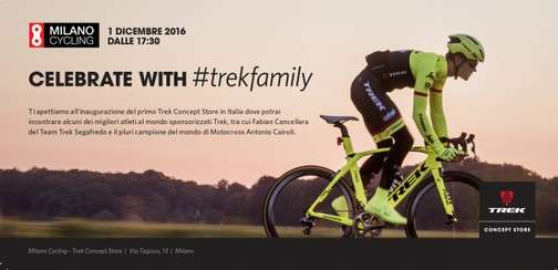 Trek Concept Store - Milano Cycling