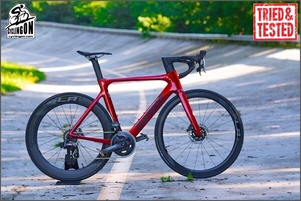 GIANT Propel Advance PRO 0 disc Force