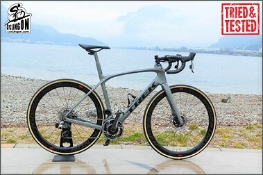 TREK Domane disc Icon